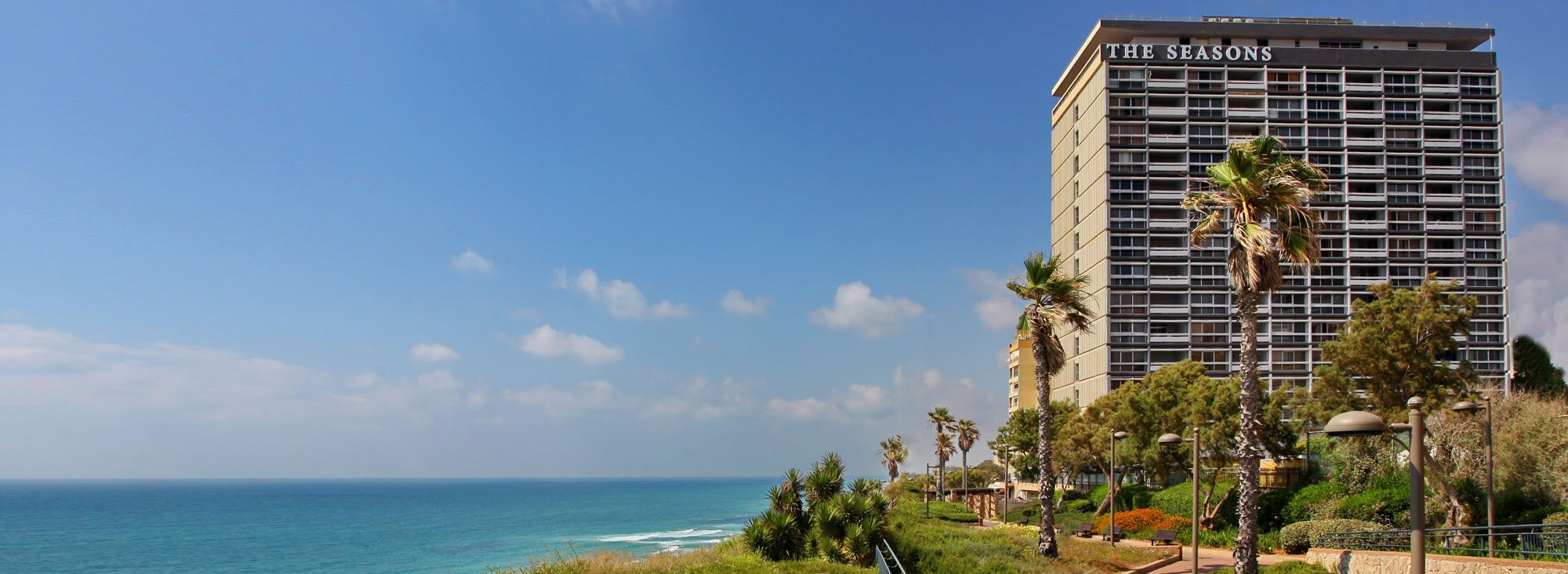 Seasons Hotel Netanya